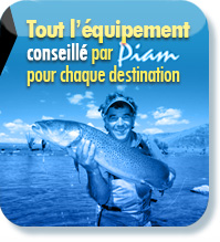 Tout l&#39;quipement conseill par Piam pour chaque destination