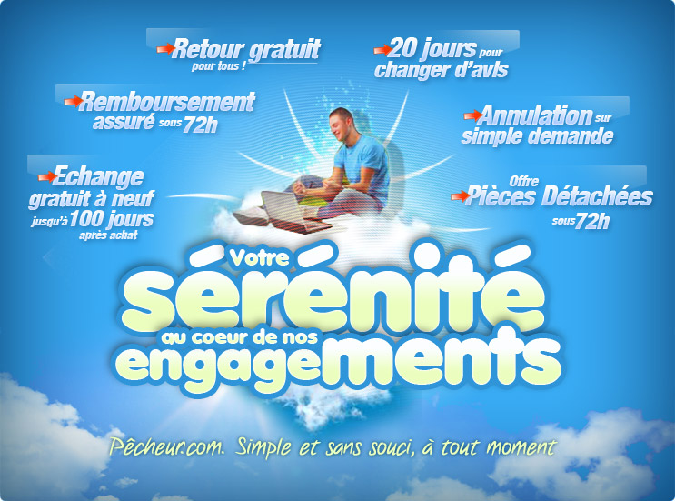 Votre srnit au coeur de nos engagements