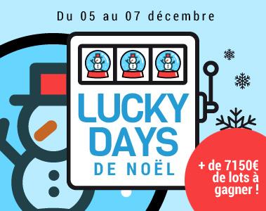 LUCKY DAYS de NOËL