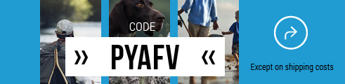 15% off on blue prices until 19th October with the code PYAFV