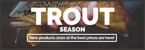 Trout Season New products 2020 at the best prices are here! ---------------------- Rods, Reels, Lures, Wading This is the time to renew or complete your gear. ---------------------- Shop now