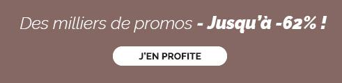 FOIRE A LA BAGAGERIE ! Des milliers de promotions - Jusqu'à -62% !